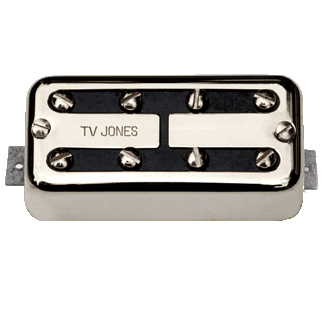 TV Jones Pickup - Bass Thunder'Tron with English Mount (EM) - Thundertron