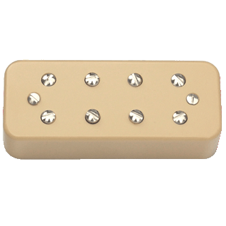 TV Jones Pickup - Bass Thunder'Tron with Soapbar Mount (P90) - Thundertron