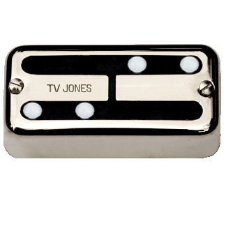 TV Jones Pickup - Bass Thunder'Mag with No Ears (NE) Filter'Tron Mount - Thundermag