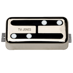 TV Jones Pickup - Bass Thunder'Mag with English Mount (EM) - Thundermag
