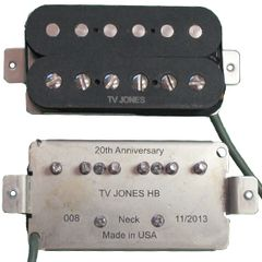 TV Jones Pickup SET - Ltd Edition Humbucker - Sold as set