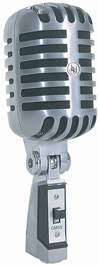 Kinsman GM55 50's Style Vocal Microphone