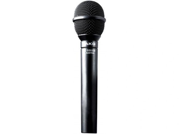AKG C535EB Vocal Condenser Microphone