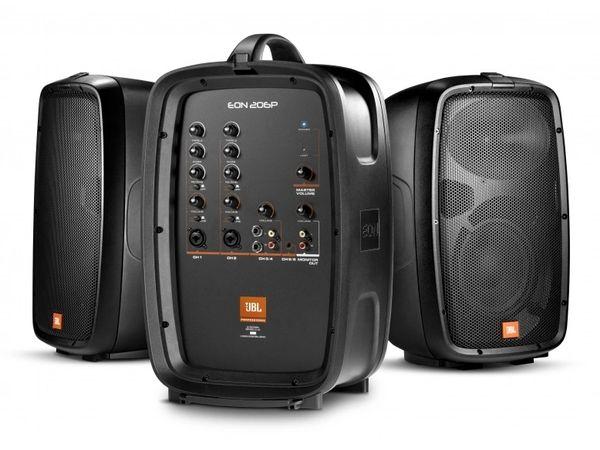 JBL EON206P Portable P.A.