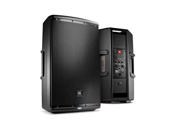 "JBL EON615 15"" Two-Way Multipurpose Self-Powered Sound Reinforcement"