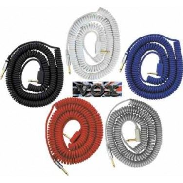 VOX VCC Vintage Coiled Cable