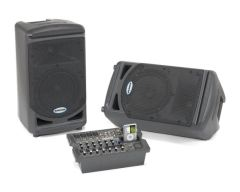 Samson Expedition XP510i - 500-Watt Portable PA With i-Dock