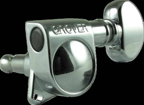 Grover Guitar Machineheads - Mid-Size Roto-matic 305 Series - Rotomatic Machine-head / Tuners - set of 3+3