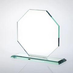 Jade Glass Octagon