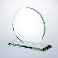 Jade Glass Circle