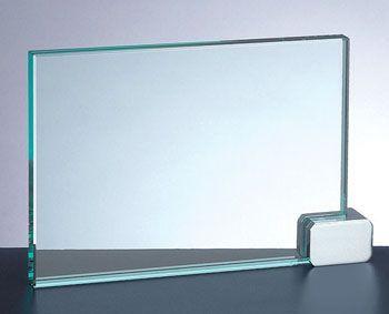 Achievement Award - Jade Glass