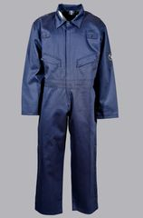 YLOZ Protector; Flame Resistant Snap To Fit Insulated Coveralls