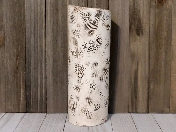 Hand Built Large Pottery Vase 3