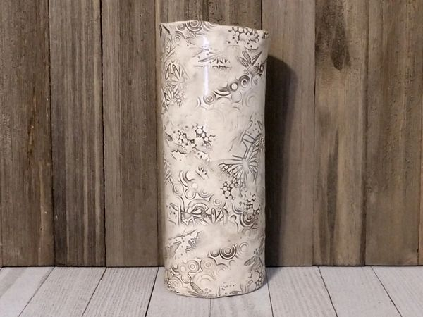 Hand Built Large Pottery Vase 5