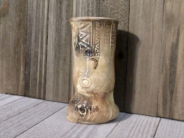 Hand Built Medium Pottery Vase 7