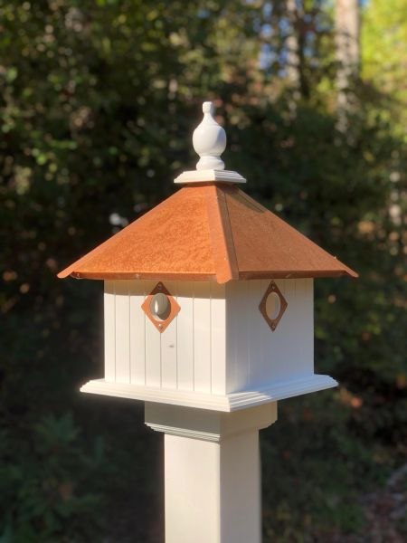Carriage House - Deluxe Guards and Deluxe Finial