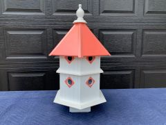 Chateau House - Deluxe Guards and Deluxe Finial