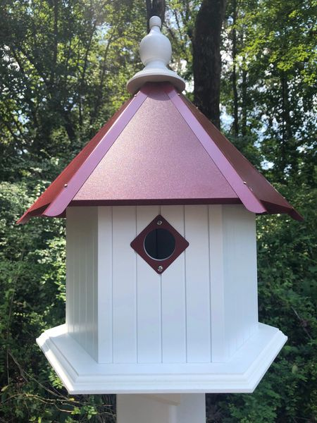 Gardenia House-Deluxe Guards and Deluxe Finial