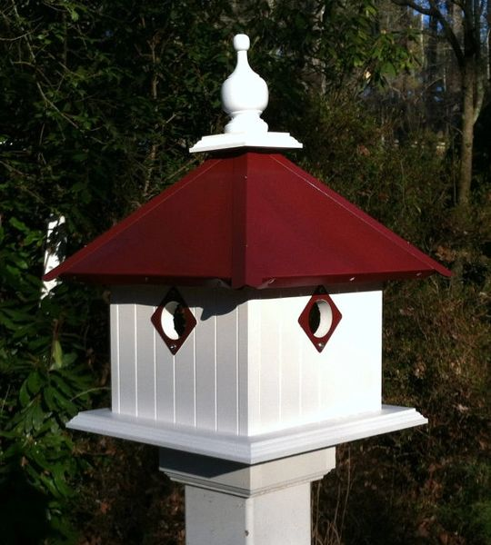 Jasmine House - Deluxe Guards and Deluxe Finial