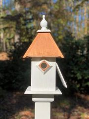 Cathedral House - Premium Guard and Deluxe Finial
