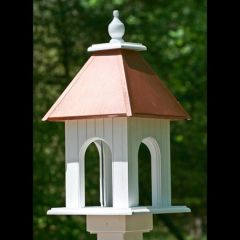 Dogwood Feeder - Deluxe Finial