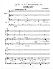 Piano Concerto No. 5 (Arranged for 2 Pianos) e-Print