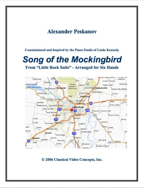Song of the Mockingbird (e-Print)