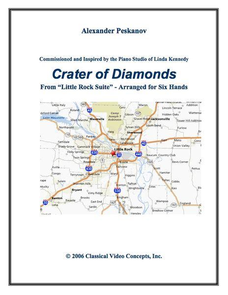 Crater of Diamonds (1 Piano, 6 Hands) e-Print