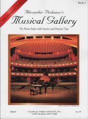 Peskanov's Musical Gallery: Book 2 (Mid-Elementary)