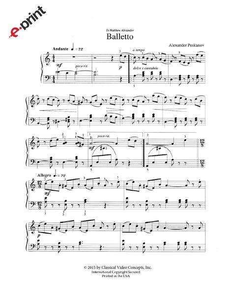 Balletto (e-Print)