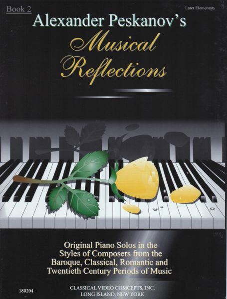 Peskanov's Musical Reflections (Later Elementary)