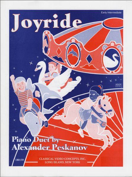 Joyride (4 Hands)