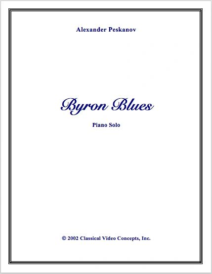 Byron Blues