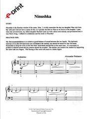 Ninushka (e-Print)
