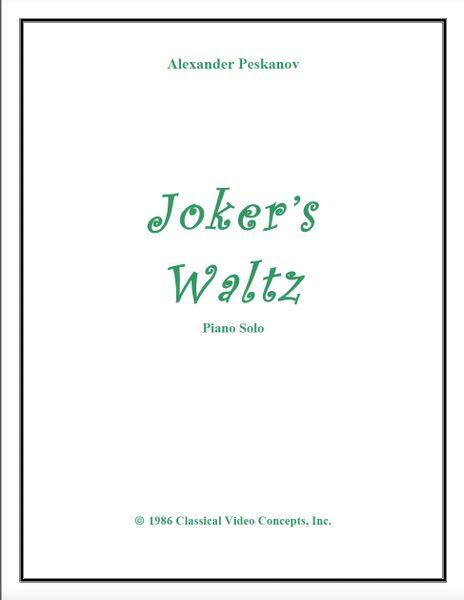 Joker's Waltz