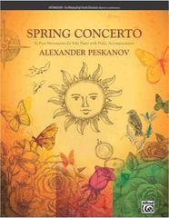 Spring Concerto (Arranged for 2 Pianos)