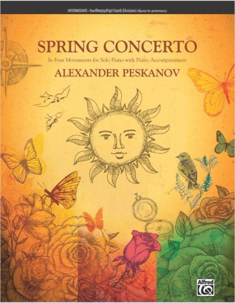 Spring Concerto (Arranged for 2 Pianos)