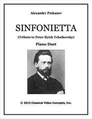 Sinfonietta - Tribute to Tchaikovsky