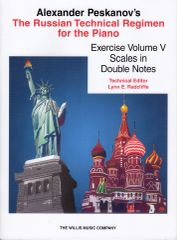 Russian Technical Regimen - Scales in Double Notes