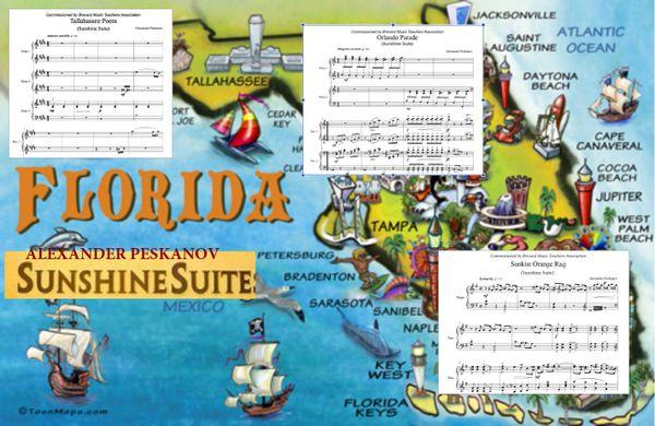 Sunshine Suite (e-Print) - complete