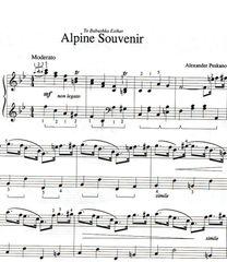 Alpine Souvenir (ePrint)