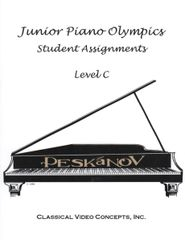 Piano Olympics St. Assignments Level C (Digital)