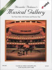 Peskanov's Musical Gallery: Bk. 1 - ePrint