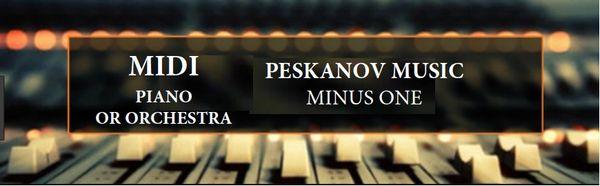 Piano Concerto No. 2 (MIDI - 2nd Piano)