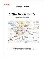 Little Rock Suite-Book 3 (e-Print)