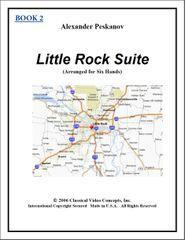 Little Rock Suite-Book 2 (1 Piano, 6 Hands)