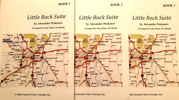 Little Rock Suite (Digital-Complete)