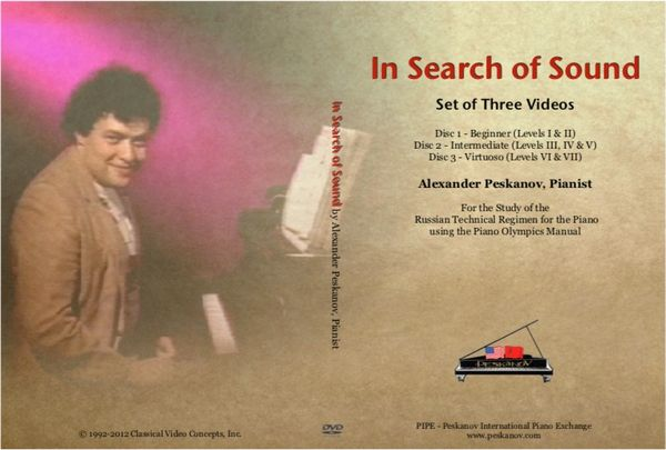 In Search Of Sound - Set of 3 DVDs (Digital)