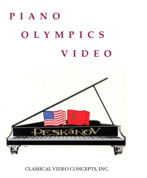 Peskanov Piano Olympics Video (Digital)