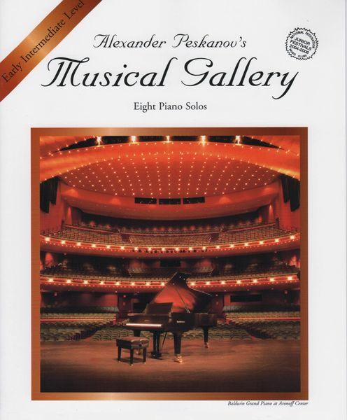 Musical Gallery: Early Intermediate Bk. 4